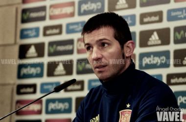 """Albert Celades: """"El partido ante Portugal será una final"""""""