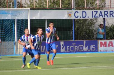 CD Tudelano - CD Izarra: derbi con la Copa del Rey y la permanencia en juego