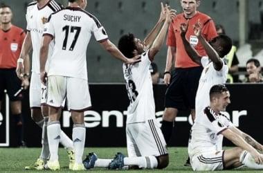 FC Basel 2 - 2 Fiorentina: Close game in Switzerland ends in a draw