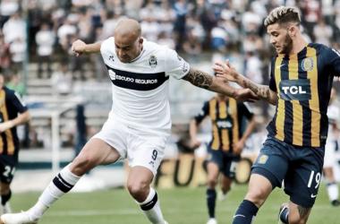 Gimnasia vs Central por la Superliga 2018/2019