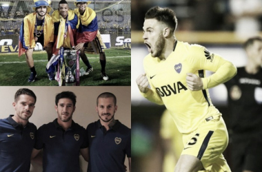 Siete jugadores del Xeneize fueron convocados para sus respectivas selecciones | Fotomontaje: Nicolás González