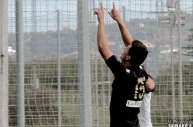 Fotogalería: Sporting B - CD Ourense, en imágenes