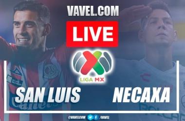 Goals and Highlights Atlético San Luis 0-2 Necaxa in Liga MX 2021