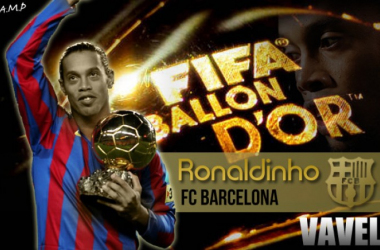 Blaugranas de Oro: Ronaldinho