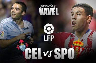 Celta de Vigo - Sporting de Gijón: volver a levantarse