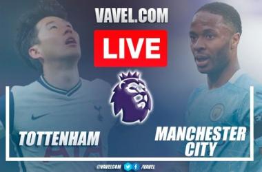 Tottenham vs Manchester City EN VIVO y en directo online en la Premier League 2021/22