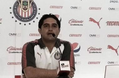 Luis Camacho: Si calificarán 8 equipos, ya estaríamos dentro