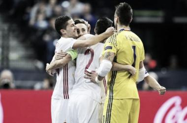 Primera lista de España para el Europeo de Eslovenia