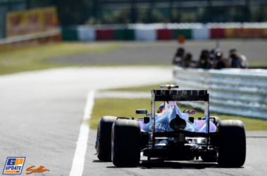 Vettel disipa fantasmas y manda en Suzuka