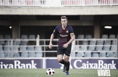 Oriol Busquets durante un partido | Foto de Noelia Déniz, VAVEL