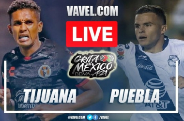 Goals and Highlights: Xolos Tijuana 1-1 Puebla in Liga MX 2021