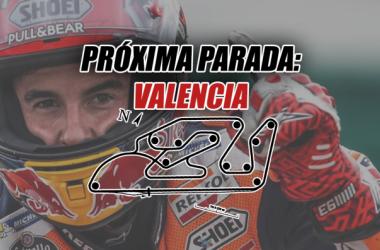 Próxima parada: Valencia, Márquez o Dovi
