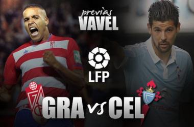 Granada CF - Celta de Vigo: prueba de galones