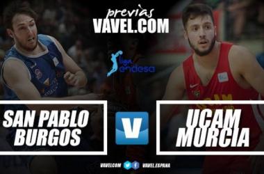 San Pablo Burgos - UCAM Murcia: la urgencia de ganar