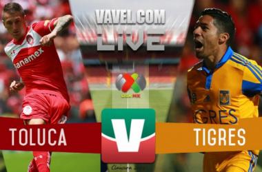 Resultado Toluca 1-0 Tigres: un triunfo de alharido