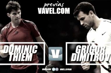 ATP Finals - Thiem vs Dimitrov, interrogativi da sciogliere