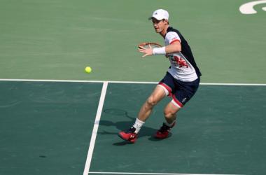 Murray vence Monaco com facilidade e vai às oitavas no Rio