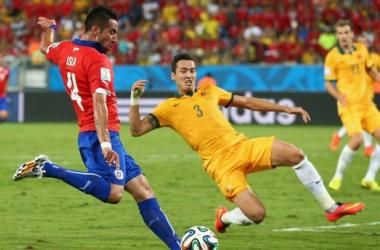 Alexis guía a Chile a su primera victoria en Brasil