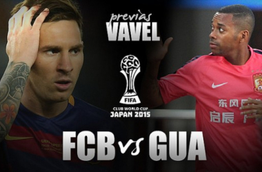 FC Barcelona - Guanghzou: primer paso para ganar el Mundial