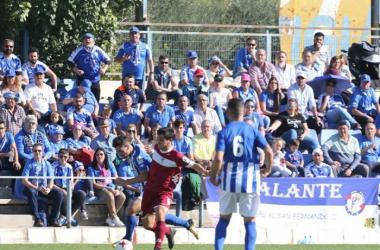 Imagen del pasado partido | San Fernando CD