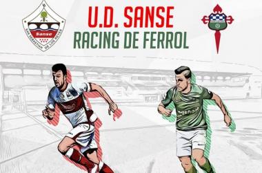 UD San Sebastián de los Reyes – Racing de Ferrol: rozar el cielo; caer al pozo