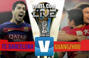 Resultado FC Barcelona - Guangzhou en Mundial Clubes 2015: trámite cumplido (3-0)