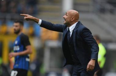 Luciano Spalletti - Twitter Inter