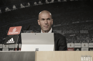 """Zidane: """"Tenemos que estar más convencidos de lo que estamos haciendo"""""""