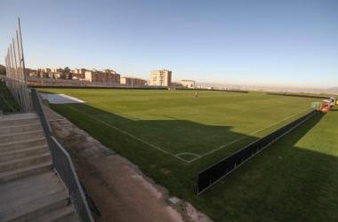 Imagen de la Ciudad Deportiva | Antonio L. Juárez