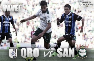 Previa Querétaro vs Santos: Duelo de necesitados de puntos