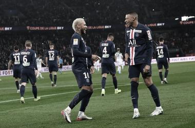 Favorito, PSG decide Copa da França contra o Saint-Étienne
