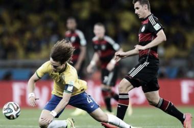 """David Luiz: """"Es un sueño que termina"""""""