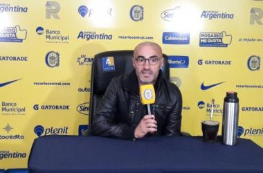 Montero en conferencia de prensa. (Foto: Sitio Oficial)