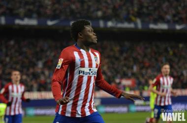 Atlético de Madrid-Levante UD: el líder vence al colista