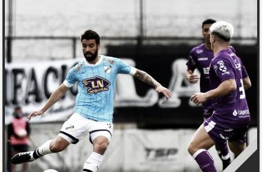 28/08/2021 All Boys 0-0 Villa Dálmine (FOTO: Prensa CAAB / @caallboysoficial)