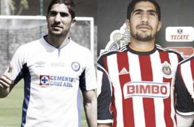 Una pasión el fútbol, dos amores Cruz Azul y Chivas | Foto: Raúl Covarrubias