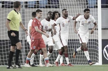República de Irlanda 4-0 Qatar: la selección catarí sufre otra dolorosa derrota