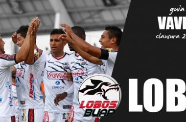 Guía VAVEL Clausura 2016: Lobos BUAP