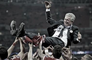 Los años felices del Bayern