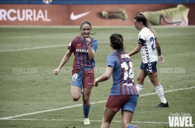 Nueva goleada del Barça Femenino contra el Betis