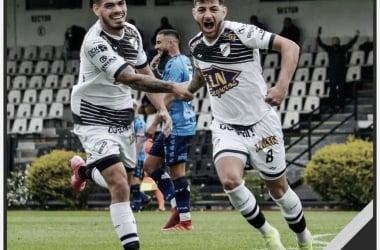 13/09/21 El gol de Marco Iacobellis. All Boys 3-0 San Telmo (FOTO: Prensa CAAB)