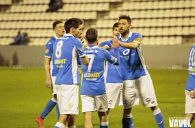 CD Alcoyano - Lleida Esportiu: duelo directo en El Collao
