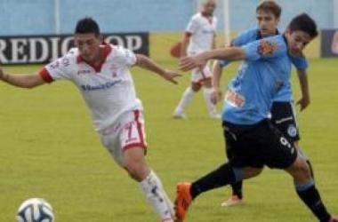 "Villa San Carlos 0 - Huracán 0: Arco ""engatuzado"""