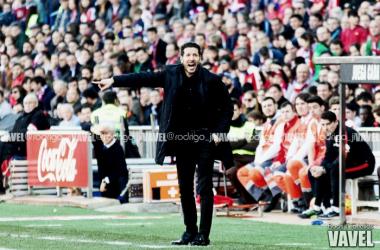 Diego Pablo Simeone, la mano de oro de la Liga