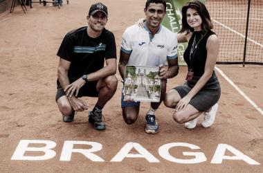 Foto: Divulgação/Fed. Portuguesa de Tênis