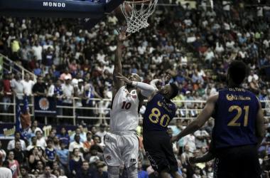 Gran intensidad se ha presentado en la lucha por el campeonato. Foto/Cortesía Prensa Guaros de Lara