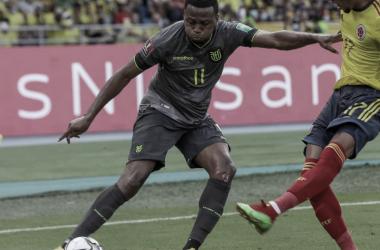 Colombia 0-0 Ecuador: 'Los cafeteros' entran a la zona de clasificación