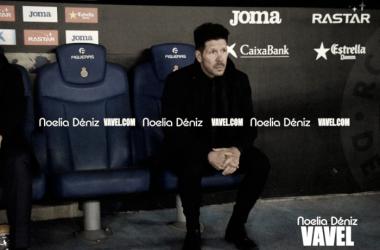 Simeone, 350 partidos con Luís en el horizonte