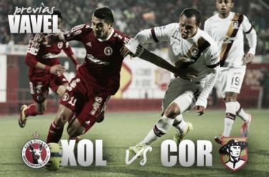 Previa Xolos - Coras: en busca de seguir con paso perfecto en la Copa MX