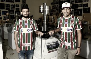 AO VIVO: Acompanhe as apresentações e coletivas de Gilberto e Jadson no Fluminense